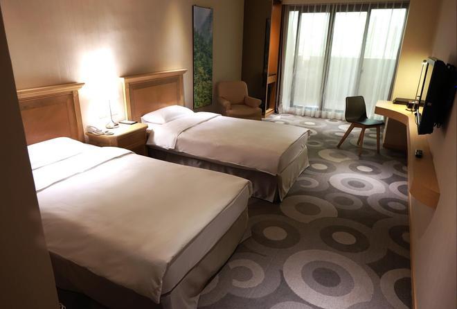 嘉义兆品酒店 - 嘉义市 - 睡房