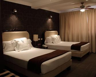 克拉拉月神酒店 - 哈拉帕 - 睡房