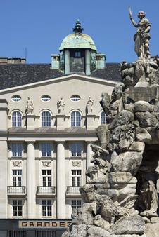 格兰迪萨豪华宫殿酒店 - 布尔诺 - 建筑