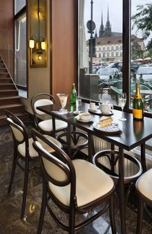 格兰迪萨豪华宫殿酒店 - 布尔诺 - 餐厅
