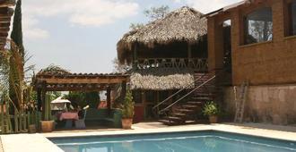拉维拉达旅馆 - 青年旅舍 - 瓦哈卡 - 游泳池