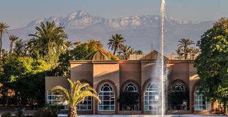 巴塞罗棕榈公寓酒店 - 马拉喀什 - 建筑