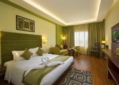 阿提时酒店 - 蓬蒂切里 - 睡房