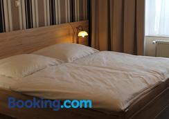 城堡酒店 - 汉诺威 - 睡房