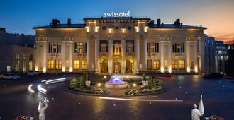 索契卡米利瑞士酒店 - 索契 - 建筑