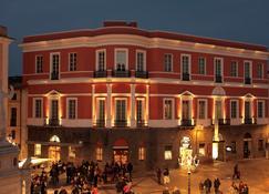 雷吉纳阿尔波里亚艾波卡住宅酒店 - 奥里斯塔诺 - 建筑