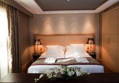 奈克萨斯巴利亚多利德套房酒店 - 巴利亚多利德 - 睡房