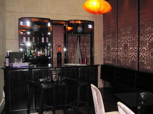 奈克萨斯巴利亚多利德套房酒店 - 巴利亚多利德 - 酒吧