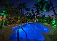 阿鲁巴巴拉特拉公园酒店 - 帕拉德拉 - 游泳池