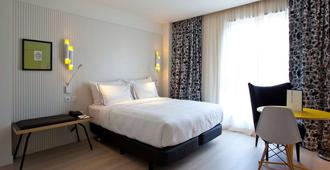 文奇比酒店 - 巴塞罗那 - 睡房