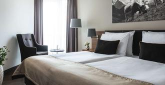 弗洛拉卢塞恩亚美隆酒店 - 卢塞恩 - 睡房