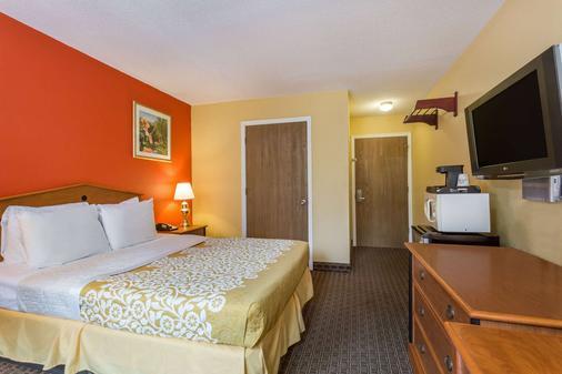 钦科蒂格岛戴斯酒店 - Chincoteague - 睡房