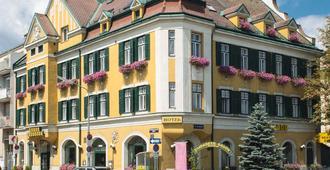 伯尔格维尔特酒店 - 维也纳 - 建筑