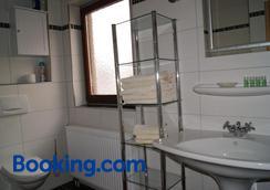 库格尔酒店餐厅 - Trier - 浴室