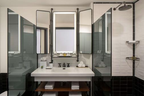 西雅图汤普森酒店 - 西雅图 - 浴室