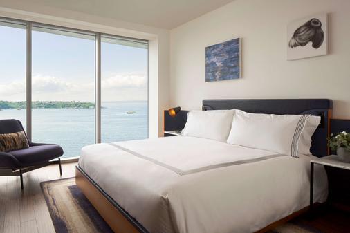 西雅图汤普森酒店 - 西雅图 - 睡房