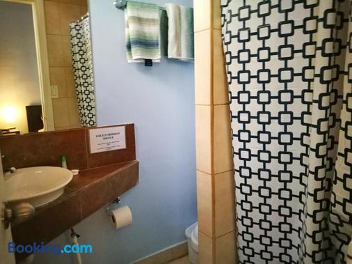 卡萨69酒店 - 圣何塞 - 浴室