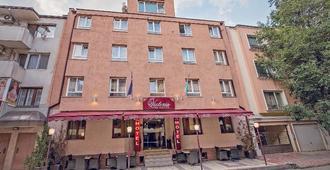 维多利亚大酒店 - 瓦尔纳 - 建筑