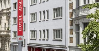奥地利阿纳托尔维也纳时尚酒店 - 维也纳 - 建筑