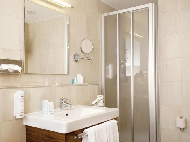 奥地利阿纳托尔维也纳时尚酒店 - 维也纳 - 浴室