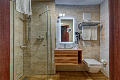福森贝斯特韦斯特酒店 - 福森 - 浴室