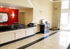 美国波特兰希尔斯伯勒长住酒店 - 希尔斯伯勒 - 大厅