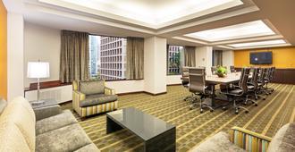 西雅图市中心皇冠假日酒店 - 西雅图 - 客厅