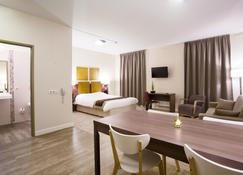 凯里亚德酒店-尚贝利中心教区 - 尚贝里 - 睡房
