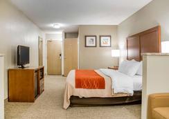 爱达荷福尔斯康福特茵酒店 - 爱达荷福尔斯 - 睡房