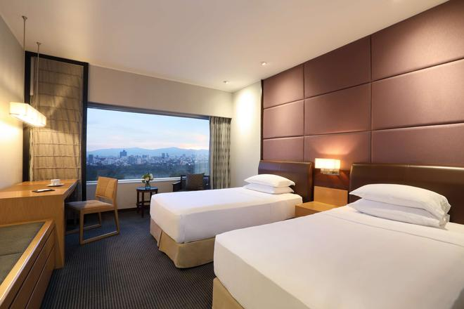 日航国际酒店 - 墨西哥城 - 睡房