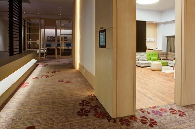 日航国际酒店 - 墨西哥城 - 门厅
