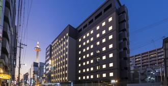 京都站前高级多米酒店 - 京都 - 建筑