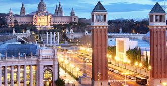 巴塞罗那市诺富特酒店 - 巴塞罗那 - 户外景观