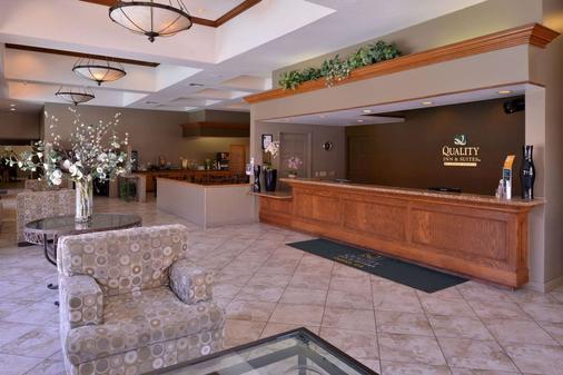 印第奥I-10品质套房酒店 - 印地欧 - 柜台
