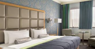 斯特拉特福德庄园Q酒店 - 斯特拉特福 - 睡房