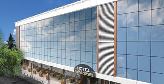 萨普库机场酒店 - 伊斯坦布尔 - 建筑