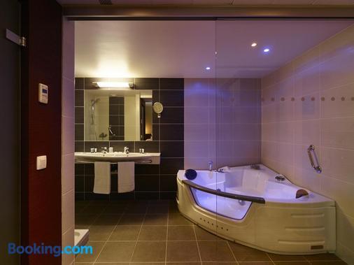 欧洲酒店 - 奥斯坦德 - 浴室