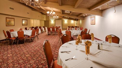 奥特洛贝斯特韦斯特酒店 - 罗克斯普林斯 - 宴会厅