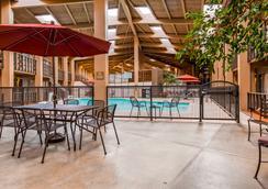 奥特洛贝斯特韦斯特酒店 - 罗克斯普林斯 - 游泳池
