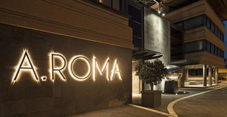 罗马大饭店 - 罗马 - 建筑