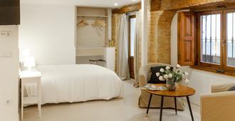 宾至如归旅馆 - 巴伦西亚 - 睡房