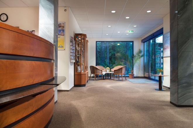 莱比锡博览中心温德姆戴斯酒店 - 莱比锡 - 大厅
