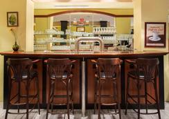莱比锡博览中心温德姆戴斯酒店 - 莱比锡 - 酒吧