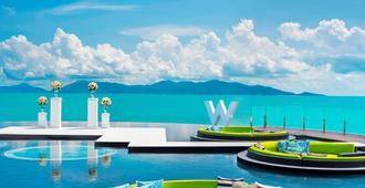 苏梅岛W度假酒店 - 苏梅岛 - 住宿设施