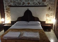 拉罗西卡露营地 - 兰佩杜萨 - 睡房