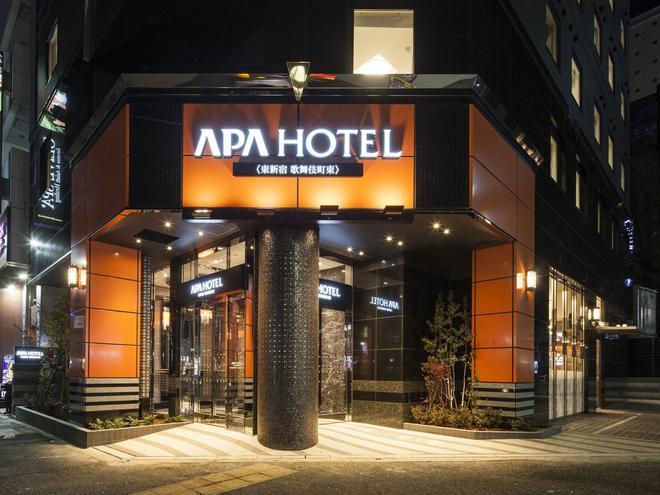 东新宿歌舞伎町东阿帕酒店 - 东京 - 建筑