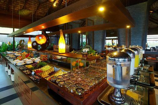 诺拉布里度假村 - 苏梅岛 - 自助餐