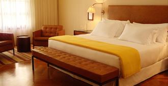 圣保罗法萨诺酒店 - 圣保罗 - 睡房