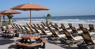 阳光城堡贝斯特维斯特酒店 - 奥蒙德海滩 - 海滩