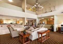 圣安东尼奥品质套房酒店 - 圣安东尼奥 - 大厅